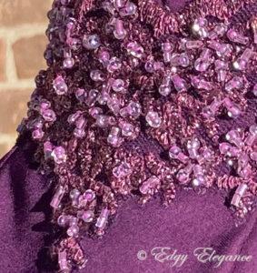 Pleat_skirt_satin_purple_embroidery