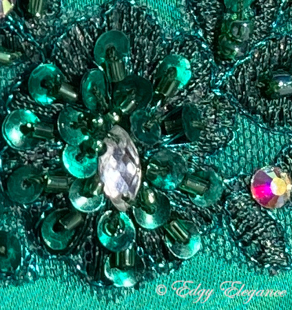 Satin_skirt_green_embroidery_beads